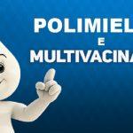 Campanha de vacinação contra pólio e atualização de cadernetas vai até 30 de outubro