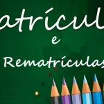 Inscrições e matrículas escolares iniciam dia 1 de dezembro