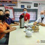 Visita a Fábrica da Beira Rio Calçados