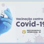 INFORMAÇÃO - VACINA COVID-19