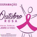 OUTUBRO ROSA - Prevenção faz parte da nossa missão
